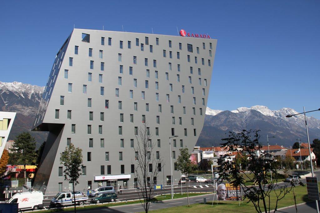 Ramada Innsbruck Tivoli - 因斯布鲁克